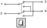 Tipos de interruptores - Interruptor de cruce ...